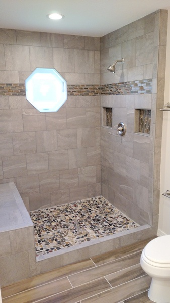 Large Master Bath Remodel